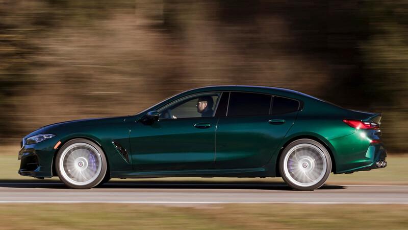 Alpina B8 Gran Coupe 2022