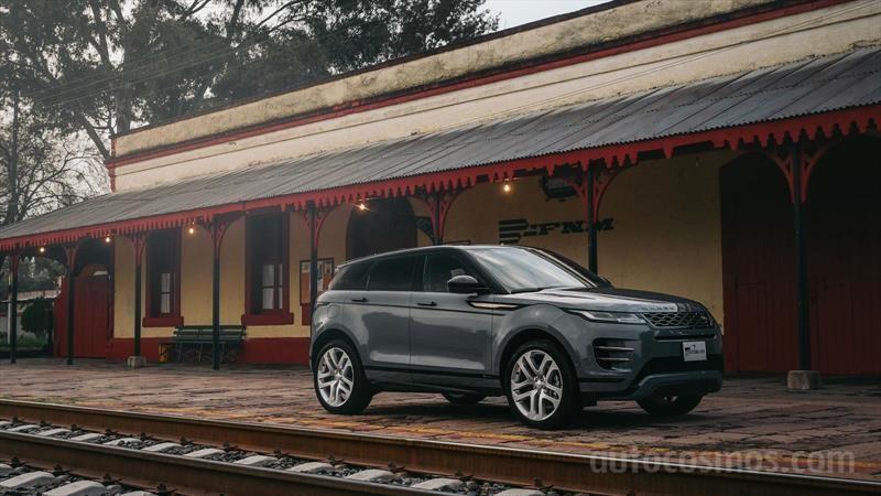 Range Rover Evoque 2020 a prueba