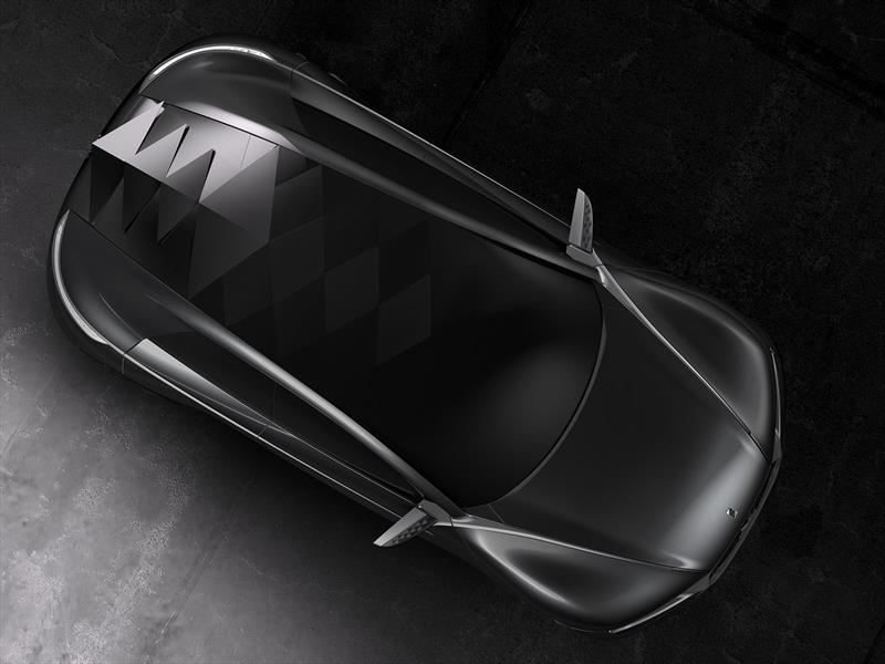 Citroën presenta el Divine DS concept