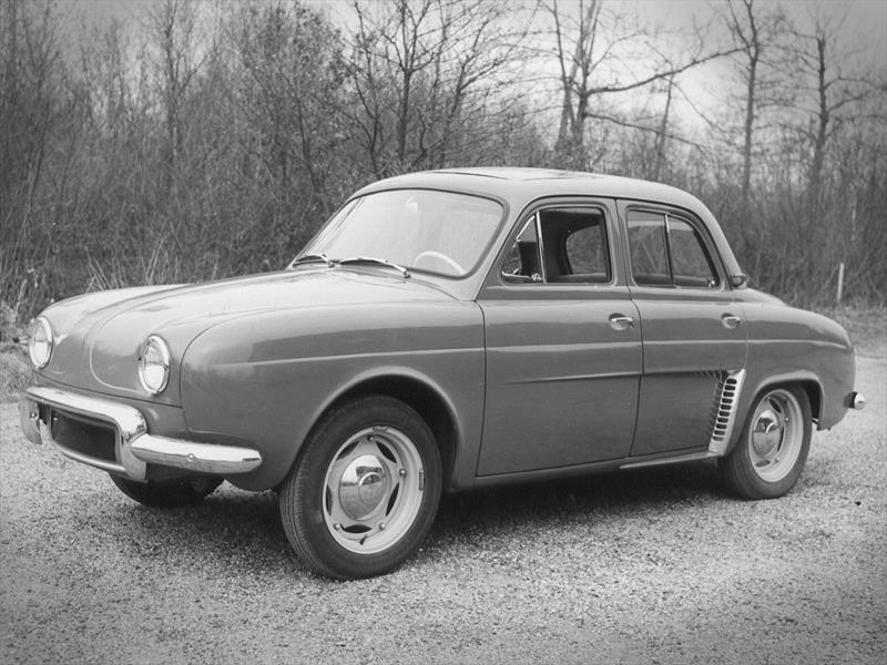 Clásicos: Renault Douphine – Gordini