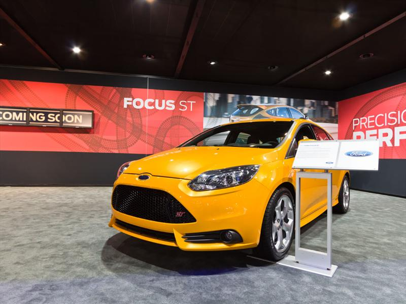 Ford Focus ST 2013 Salón de Los Angeles