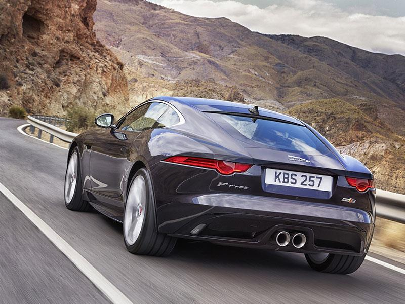 Jaguar F-Type AWD 2016