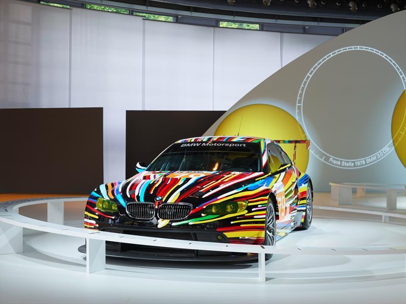 40 años de BMW Art Car Collection