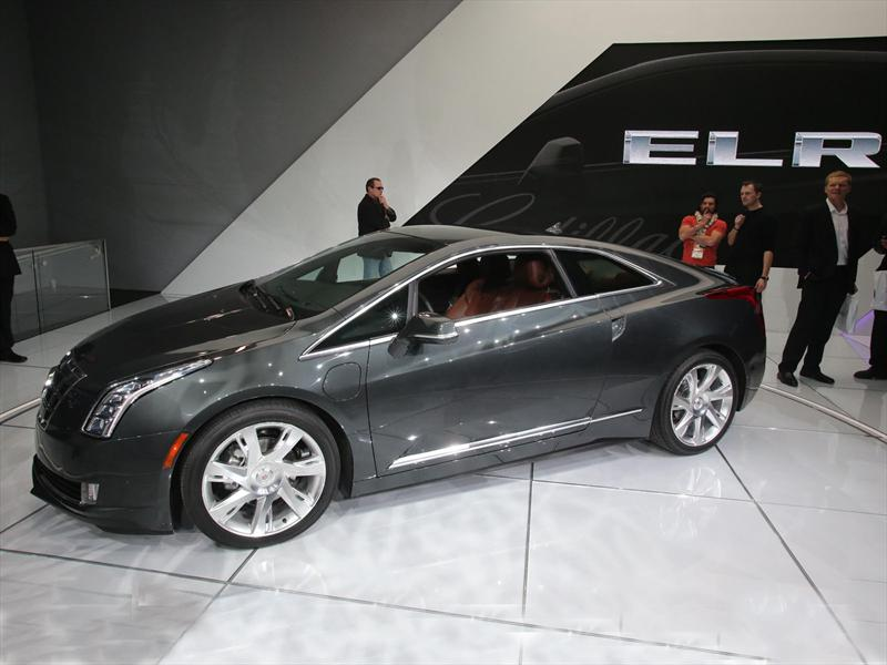 Top 10: Cadillac ELR 2014