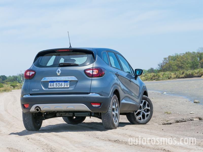 Renault Captur a prueba