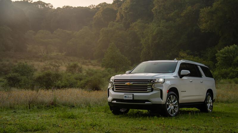 Chevrolet Suburban 2021 a prueba