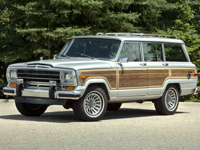 Jeep Wagoneer 1963-1983