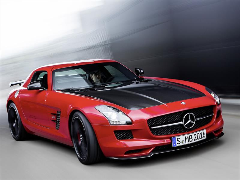 Mercedes-Benz SLS GT AMG Final Edition 2014