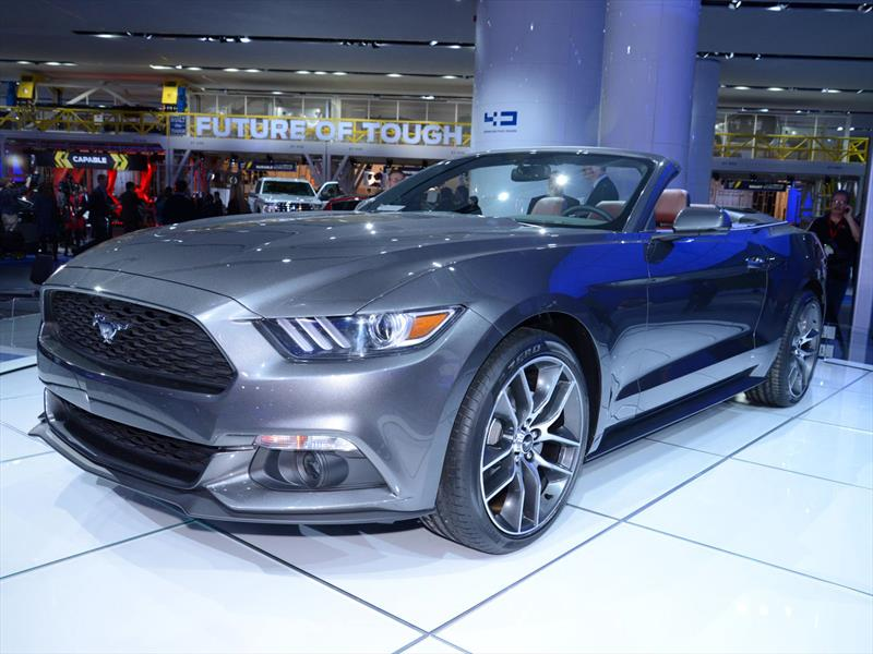 Ford Mustang Convertible en Detroit