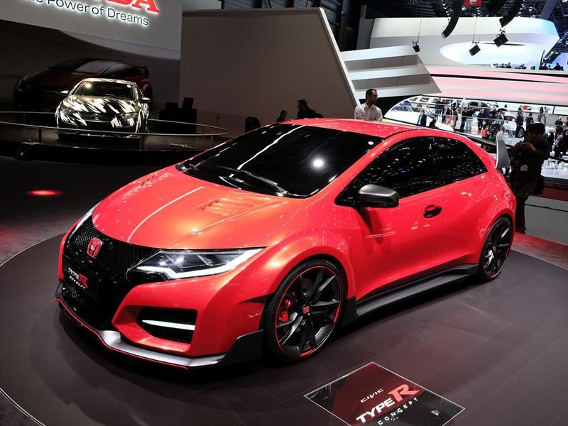 Honda Civic Type R Concept se presenta