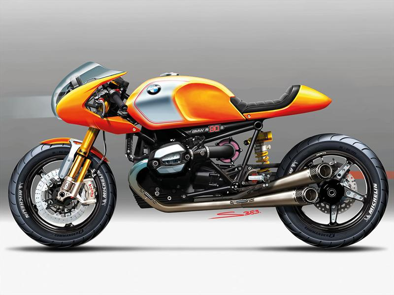 BMW Concept 90 Motorcycle