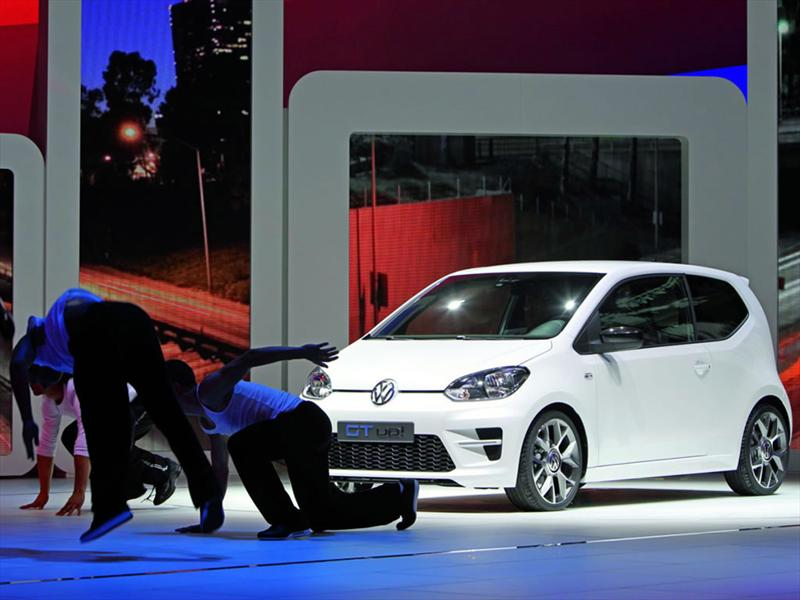 Volkswagen up! Concepts en Frankfurt 2011