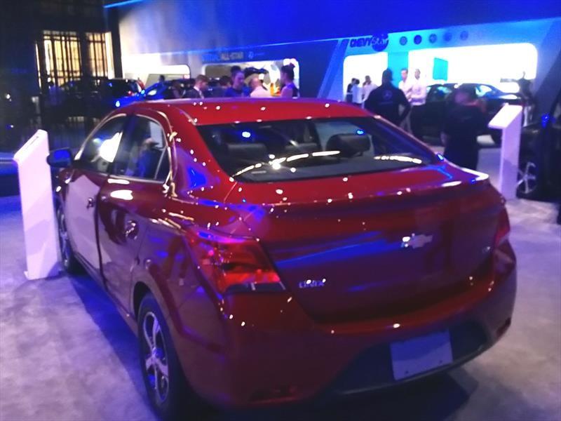 Chevrolet Onix Sedán 2019