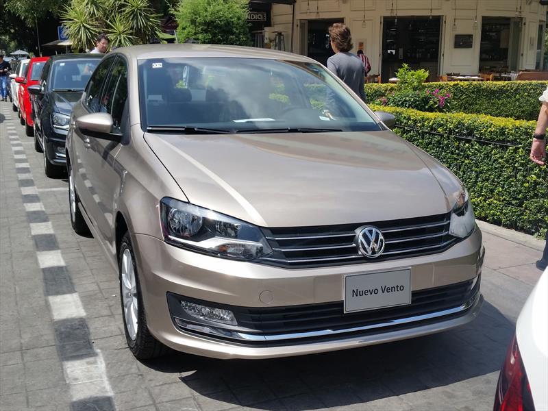 Volkswagen Nuevo Vento 2016