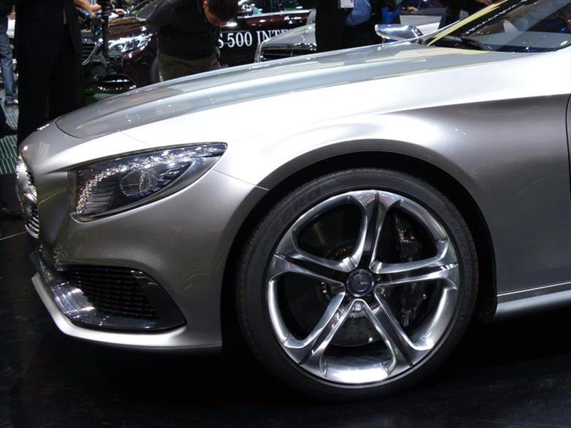 Mercedes Benz Clase S Coupé Concept