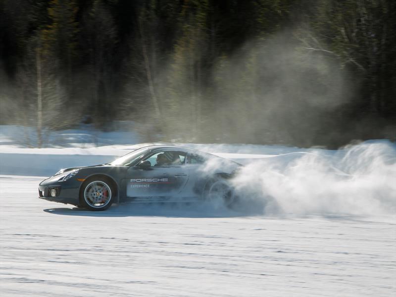 Porsche Experience Camp4 Canada