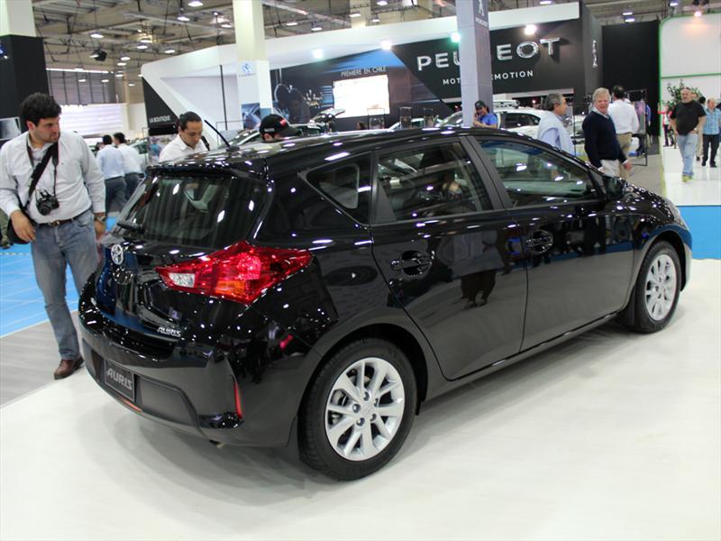 Nuevo Toyota Auris en el Salón del Automóvil
