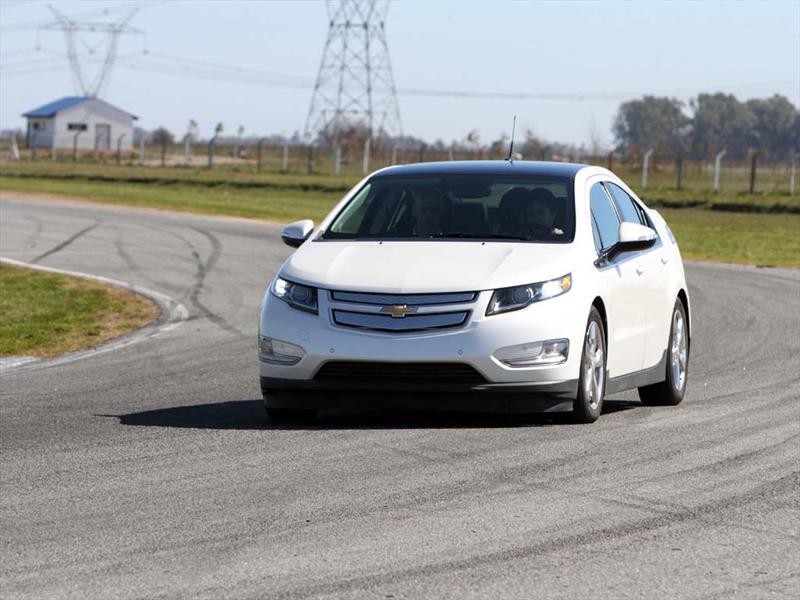 Chevrolet Volt en el Autódromo de La Plata 2