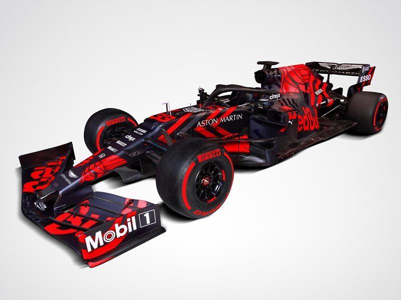 F1 Red Bull RB15 2019