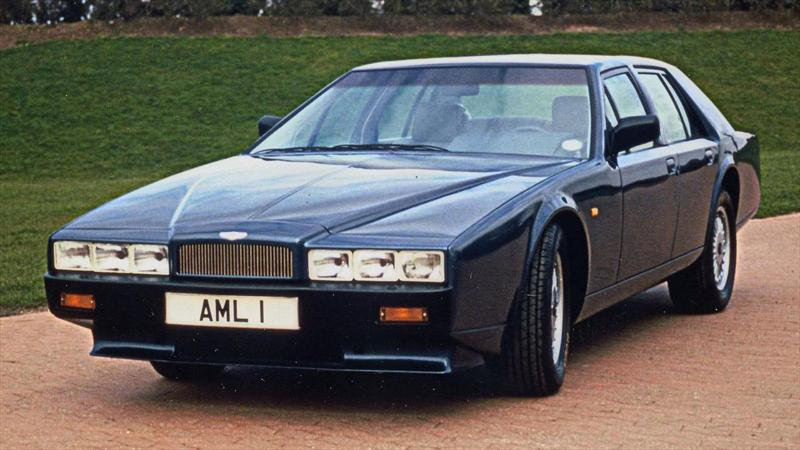Top 10: Aston Martin Lagonda