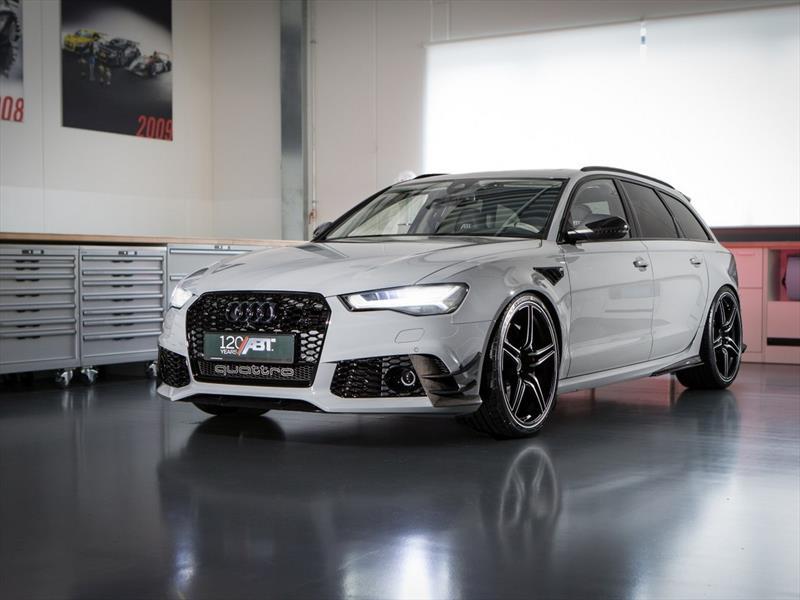 Audi RS6 Avant por ABT Perfomance