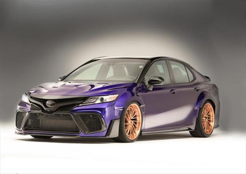 Toyota Camry Rutledge Wood