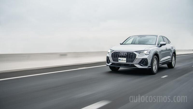 Audi Q3 Sportback 2020 prueba
