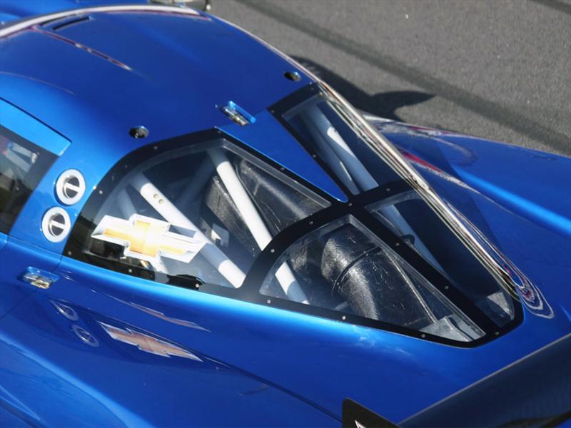 Chevrolet Corvette Daytona 2012