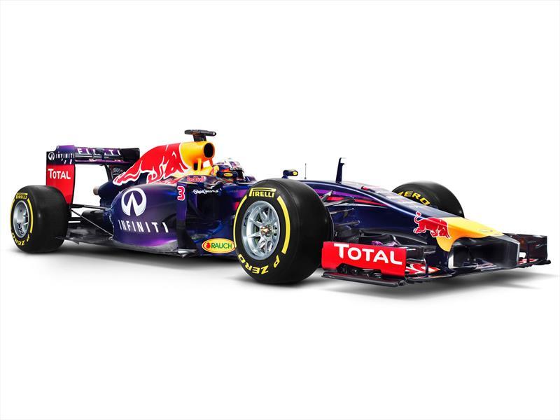 Red Bull presentó el RB10 para el Campeonato 2014