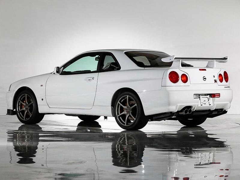 Nissan Skyline GT-R V-Spec II Nür