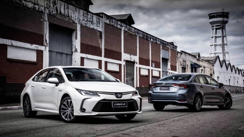 Toyota Corolla sedán 2020