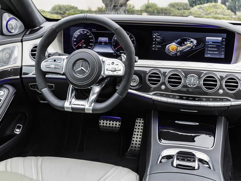 Mercedes-AMG S63 2018