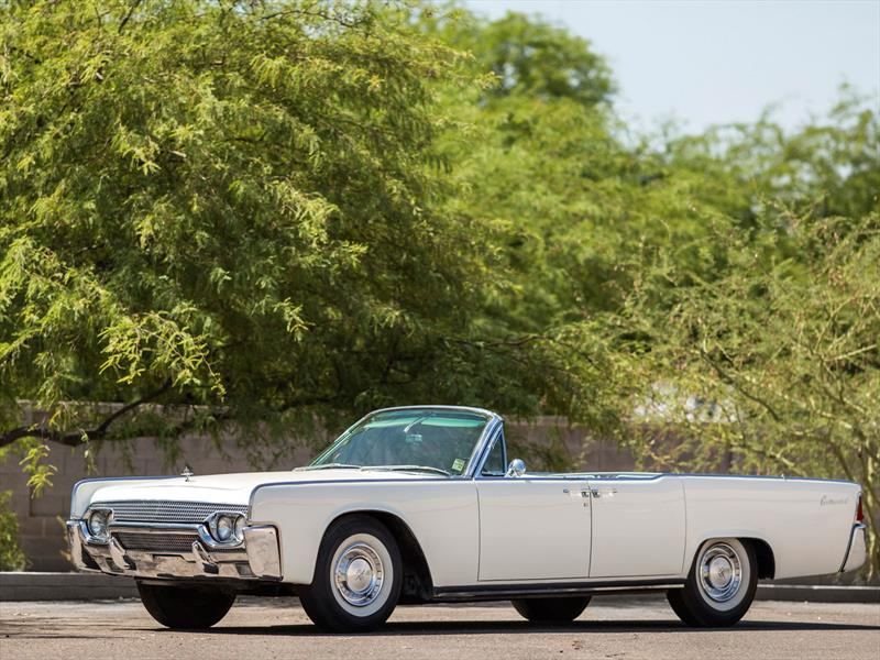 Lincoln Continental 1961 de Jackie Kennedy