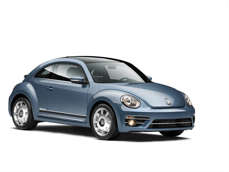 Volkswagen Beetle Denim 2017