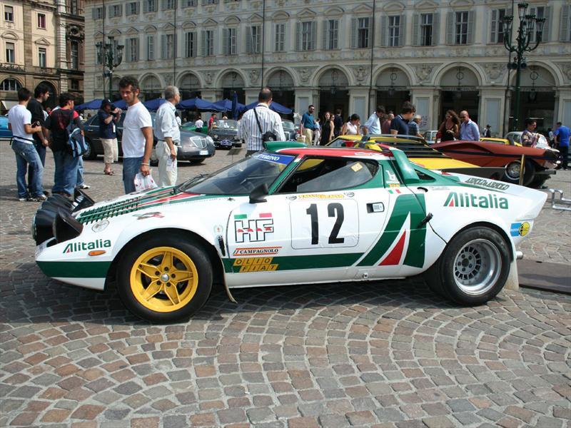 Top Ten: Lancia Stratos