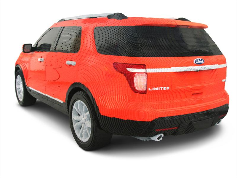 Ford Explorer LEGOLAND Florida Edition