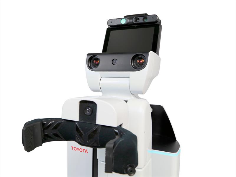 Toyota Human Support Robot
