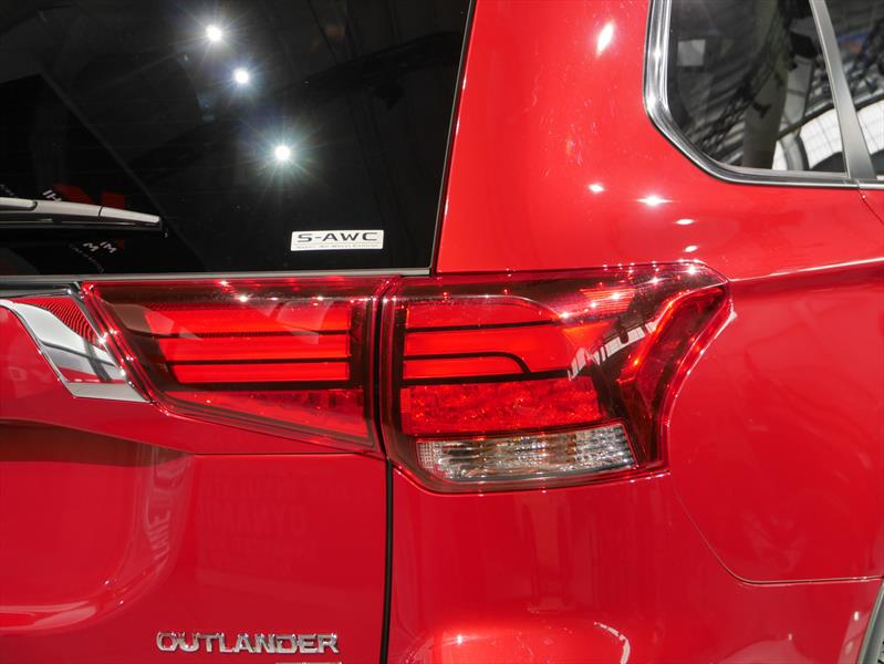 Mitsubishi Outlander 2016