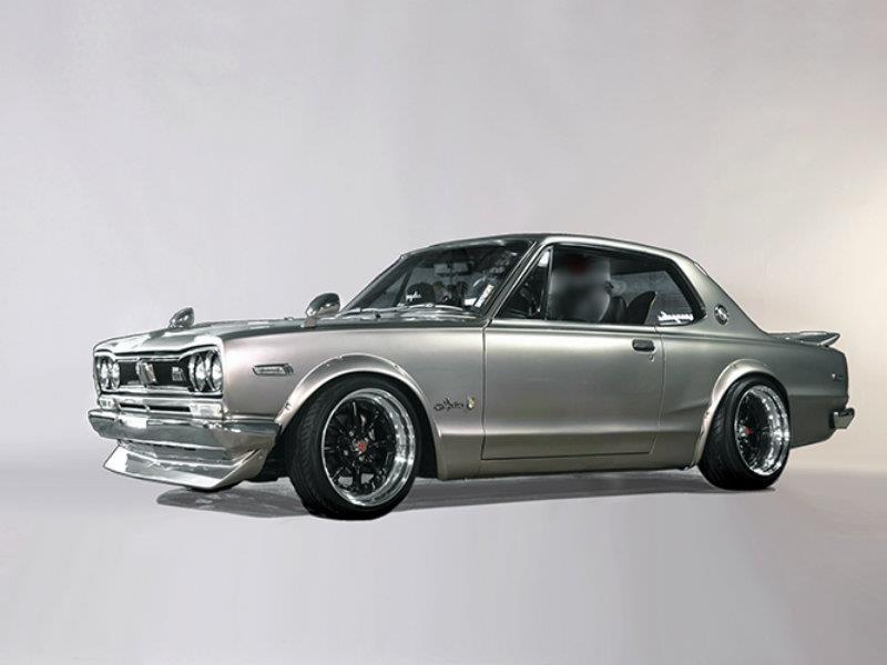 "Nissan Skyline ""Hakosuka"" GT-R 1971"