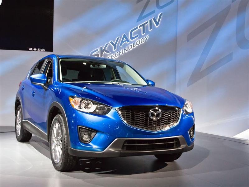 Mazda CX-5 2013 Salón de Los Angeles