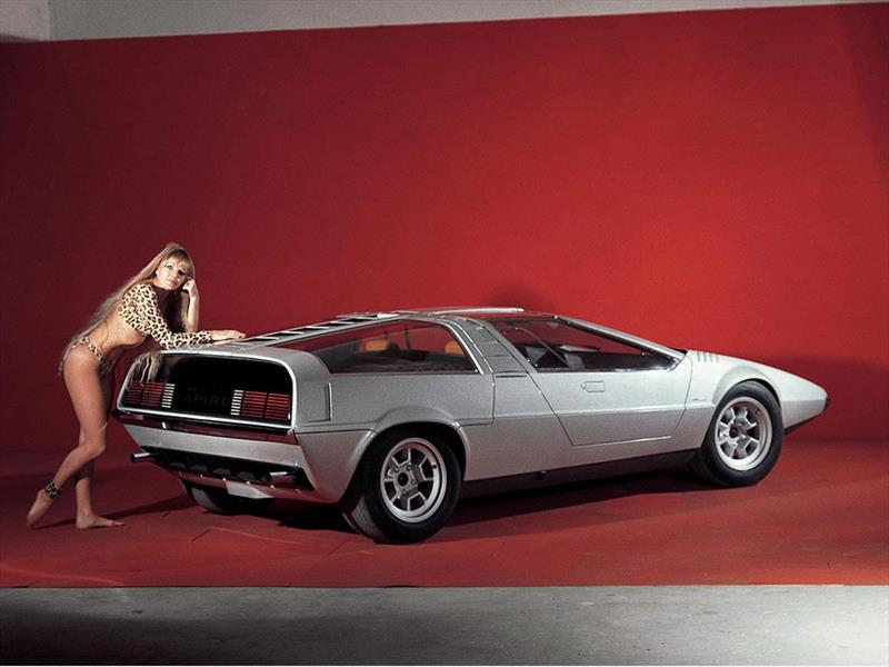 Retro Concepts: Porsche Tapiro