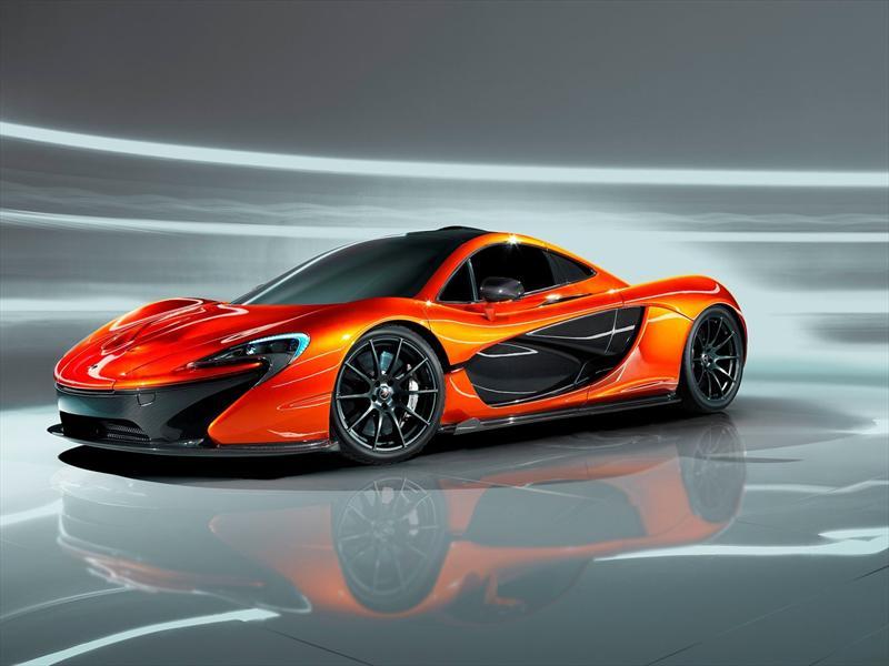 Top 10: McLaren P1 concept