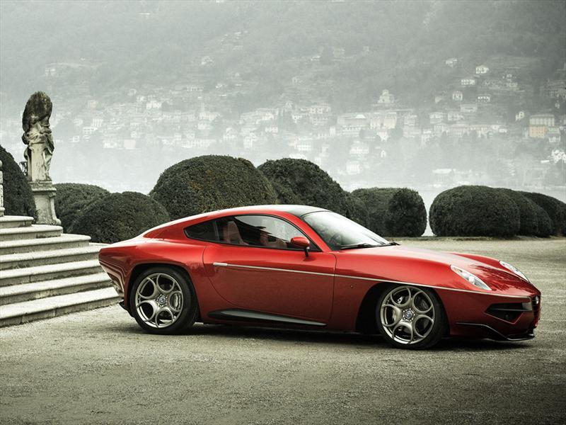 Alfa Romeo Disco Volante en Villa d´Este