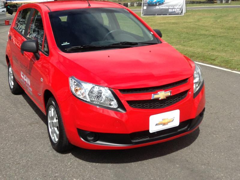 Nuevo Chevrolet Sail Sport