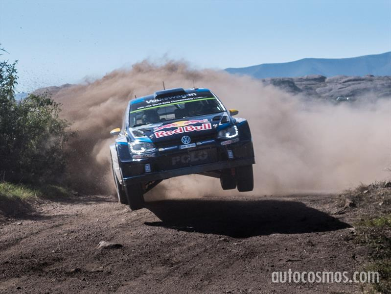 WRC Argentina 2015