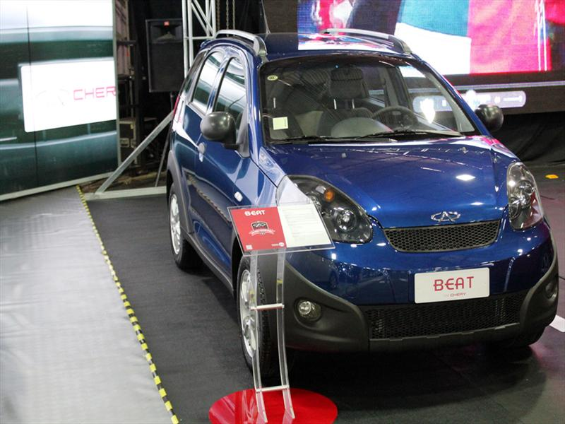 Salón del Automóvil de Santiago 2012 Galería 4