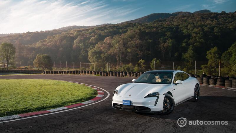 Porsche Taycan a prueba