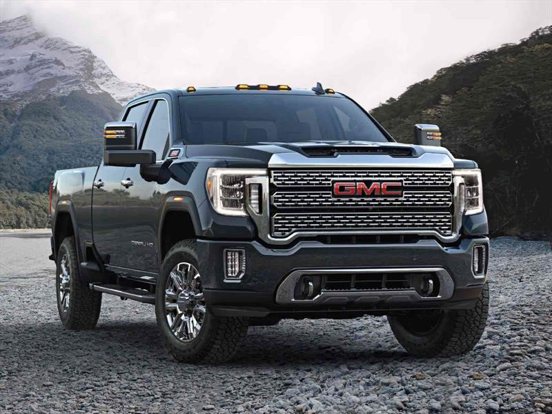 GMC Sierra Heavy Duty 2020