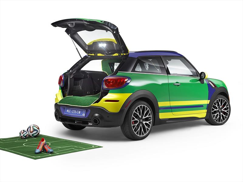 MINI Paceman GoalCooper Edition