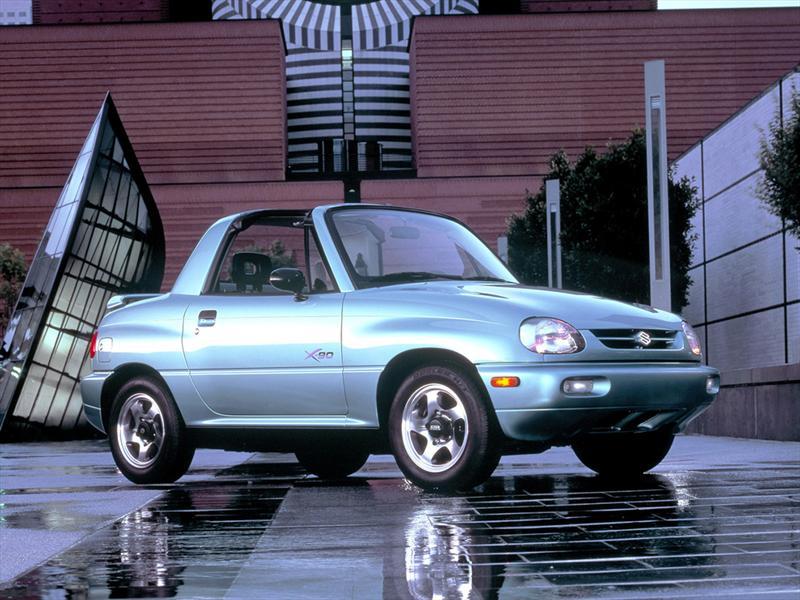 Top 10: Suzuki X-90